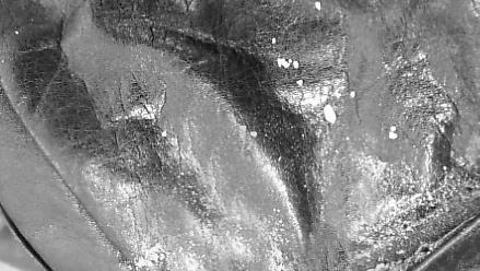 合成皮革の加水分解