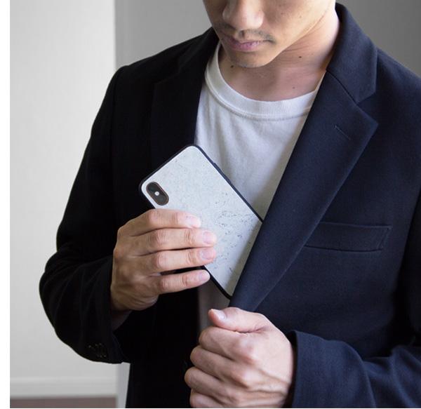 スマートフォンケースは持ち物に合わせて着替える時代