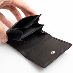 カーフレザーコインケース