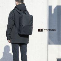 ビジネスリュック 日本製 耐水 軽量 バックパック PC収納 メンズ ビジネス 通学 通勤 TOFTSACK(タフトサック)