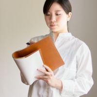 本革 ノートカバー B5 大学ノート 日本製 TO-V172