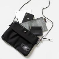 マスクケース 携帯用 シャットポーチ rs-v181